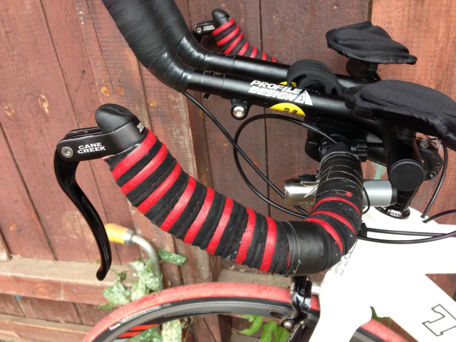 Обмотка руля велосипеда лентой своими руками