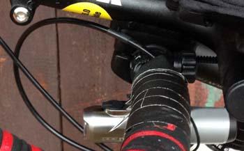 Как обмотать руль шоссейного велосипеда так, чтобы вся навеска влезла