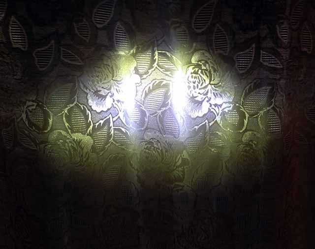 Форма пучка света фары на велик RockBros USB Headlight