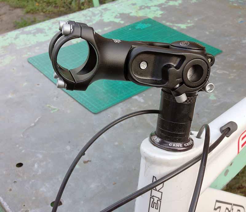 Как поменять вынос руля на велосипеде своими руками