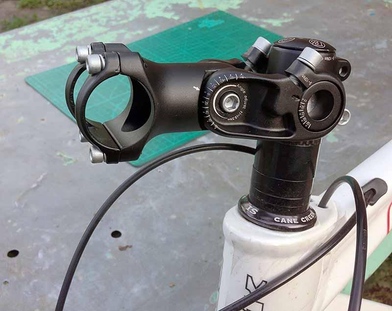 Мой отзыв на регулируемый вынос руля для велосипеда 28.6 мм х 1 1 8 дюйма