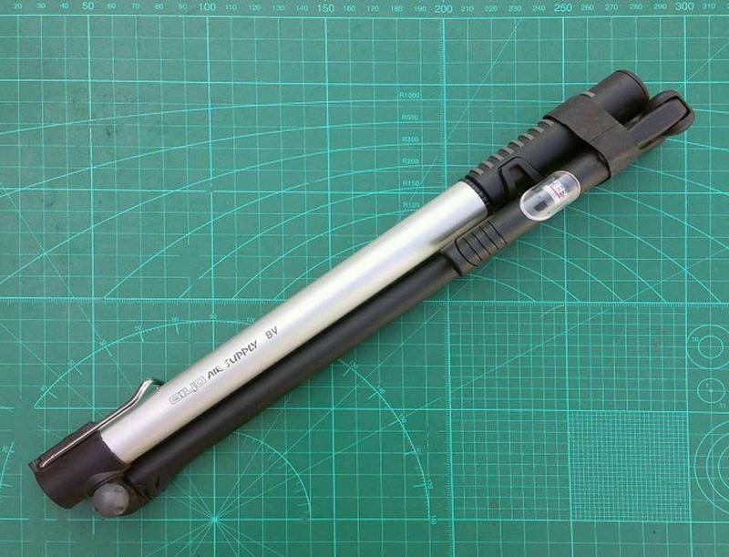 Обзор велосипедного насоса Giyo Micro Pump GM-821 с манометром для шоссейников - плюсы и минусы