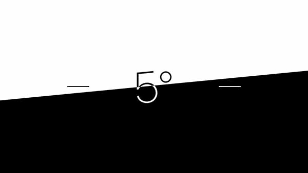 Угол установки палок лежака велосипедного лежака на руль 5 градусов