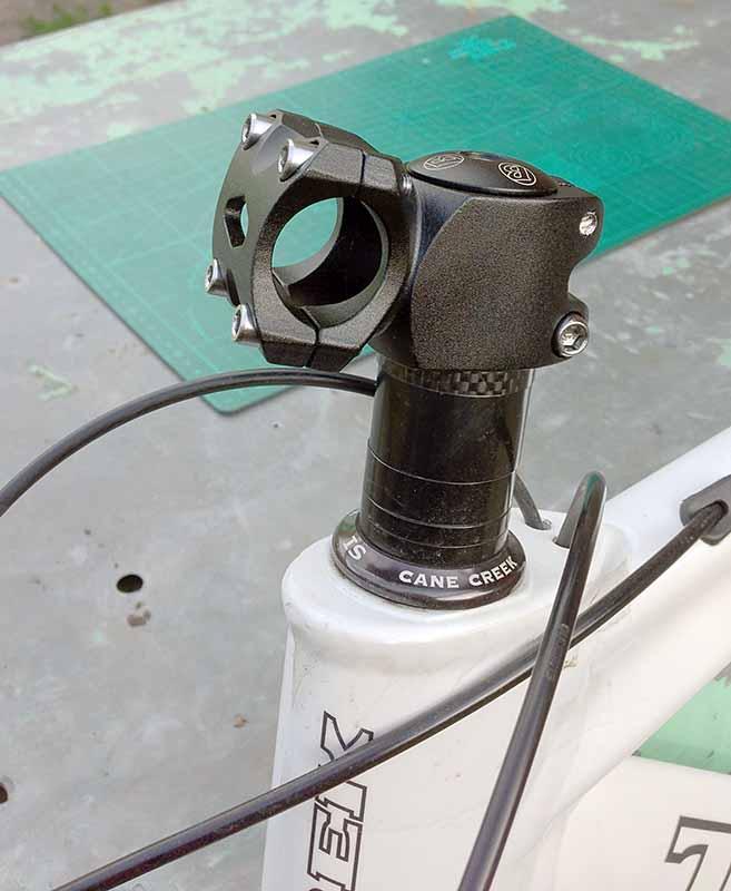 Установка выноса руля велосипеда Uno 31.8 х 25.4 мм