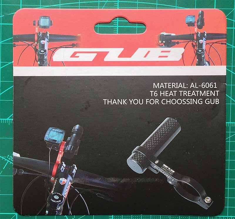 Вынос на руль велосипеда для крепления фонаря