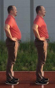 0-Зарядка и упражнения для похудения - Дыхание животом вдох выдох