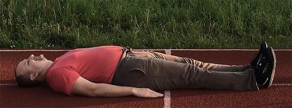 2-Зарядка и упражнения для похудения - Зарядка для живота качаем пресс исходное положение лежа
