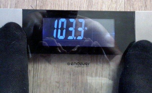 Как сбросить 25 килограммов веса, набранных зимой