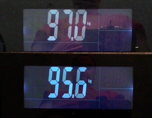 Сбросил 1,4 килограмма за 1 неделю с 97 до 95,6 килограмма. Это быстро или не быстро? Опасно или не опасно?