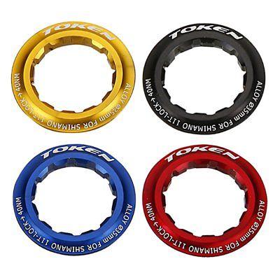 LockRing - Гайка (стопорное кольцо) кассеты звездочек заднего колеса велосипеда