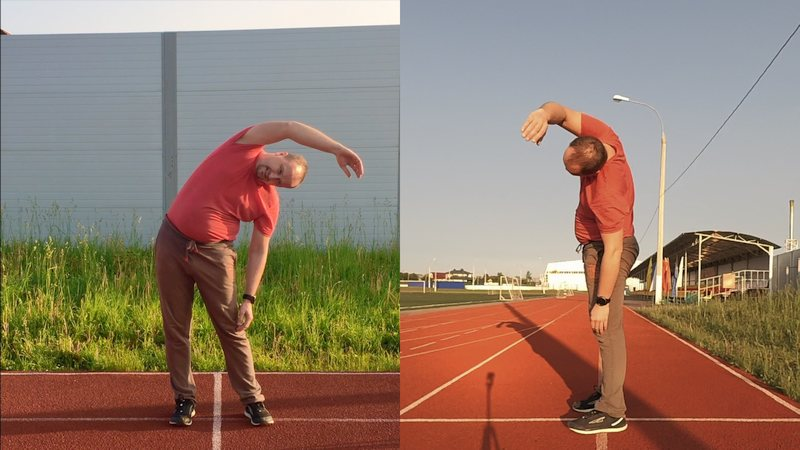 Упражнения для профессиональной разминки перед тренировками и занятиями физической нагрузкой
